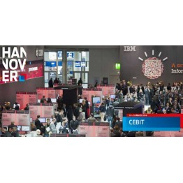 News - Exhibitions - CeBIT 2016