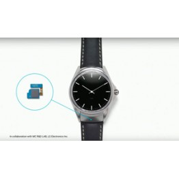 News - 2016052304 - Google controls a smartwatch with radar-powered finger gestures