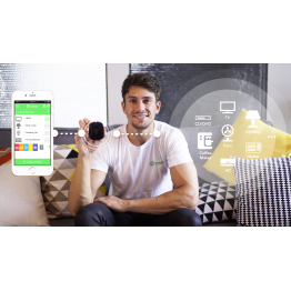 PR - 2016112402 - Crowdfund launches to back portable smart home hub