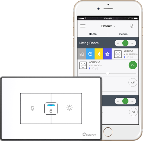 Dimmer Switch App